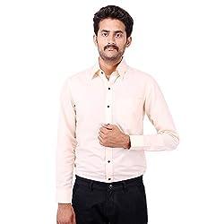 FBBIC Men's Casual Wear Taking Cotton Shirt