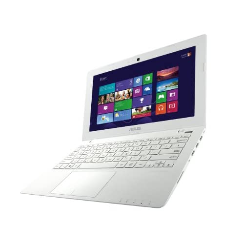 ASUS ノートブック X200MA ( Win8.1 with Bing 64Bit / 11.6inch / Celeron N2830 / 4G / 500GB / kingsoft multi-license / ホワイト ) X200MA-B-WHITE