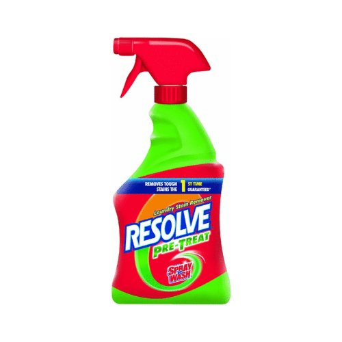 Resolve Pre-Treat Laundry Stain Remover Spray