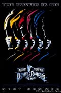 Mighty Morphin Power Rangers Movie Poster 24x36in