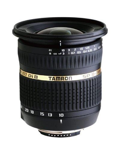 Tamron B001P-700 AF 10-24mm f/3.5-4.5 SP Di II LD Aspherical IF Lens for Pentax Digital SLR Cameras (Black)