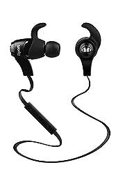Monster MH-ISRT-WL-IE-BK-BT-WW Bluetooth In-Ear Headphones (Black)