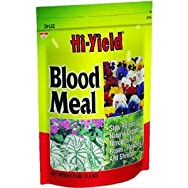 VPG Fertilome32142Hi-Yield Blood Meal-8LB BLOOD MEAL
