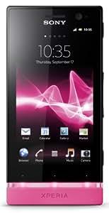 Sony Xperia U Sim Free Smartphone - Black (discontinued by manufacturer)