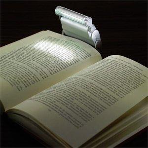 New Perfect Solutions Book Light & Usb Task Light