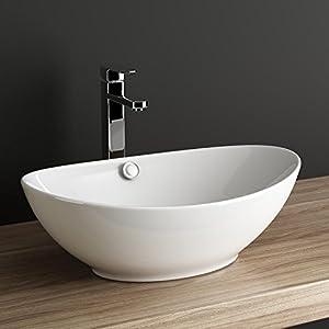 design keramik aufsatzwaschbecken waschtisch waschschale. Black Bedroom Furniture Sets. Home Design Ideas