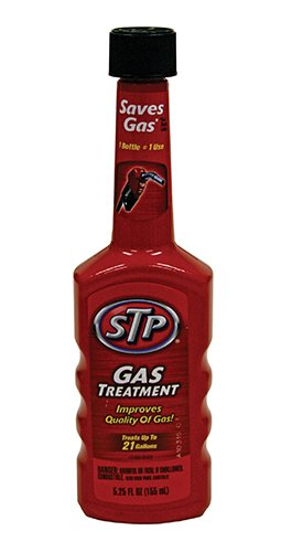 STP 78573-12PK Gas Treatment - 5.25 fl. oz. (case of 12) (Fuel Injector Cleaner Stp compare prices)