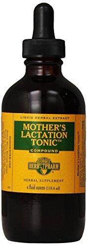 Herb Pharm Mother'S Lactation Tonic, 4 Ounce