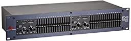 DBX iEQ15 Intelligent Dual 15 Band Graphic Equalizer with AFS
