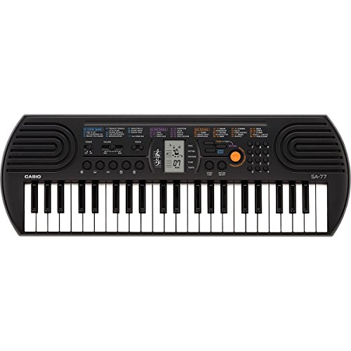 Cheap Casio SA-77 Mini Keyboard