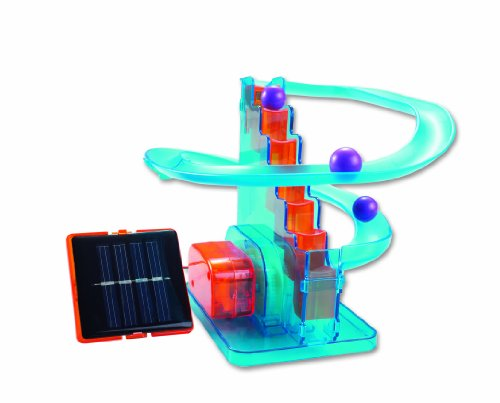 Build-It-Yourself Solar-Powered Roller Coaster