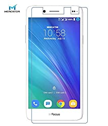 Mercator Premium Tempered Glass for Infocus M535