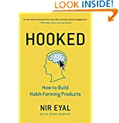 Nir Eyal (Author), Ryan Hoover (Editor)  (374)  Buy new:  $25.95  $15.57  50 used & new from $11.57