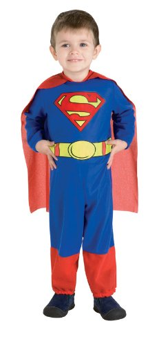 Superman Jumpsuit Costume