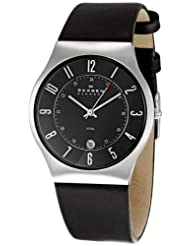 Skagen Mens Black Watch 233XXLSLB