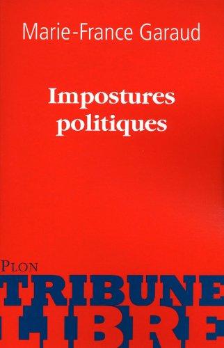 Impostures politiques