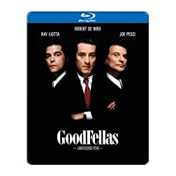 Goodfellas (SteelBook Packaging) [Blu-ray]