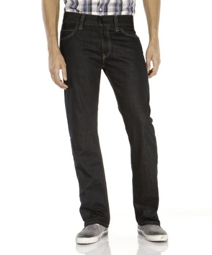 Levi's® 506 Straight Men's Jeans Rigid Black W32INxL32IN