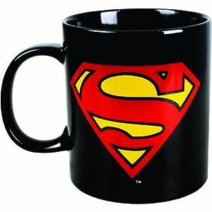 Half Moon Bay Giant Mug, Superman
