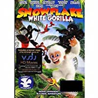 Snowflake : the white gorilla