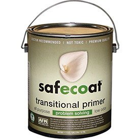 Afm Safecoat Transitional Primer, White 32 Oz. Can 1/Case