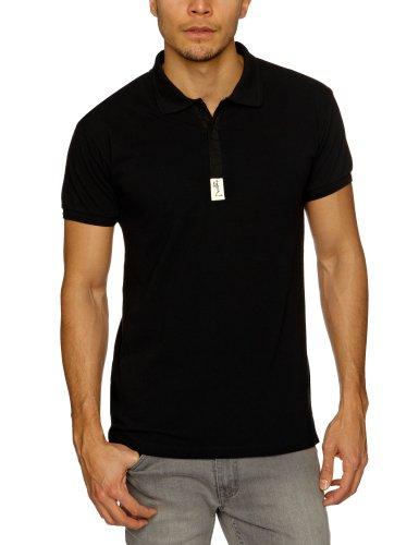 religion B201 KB O19 Polo Shirt Men's T-Shirt Black Medium