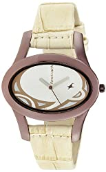 Fastrack New OTS Analog Multi-Color Dial Womens Watch - NE9732QL01J