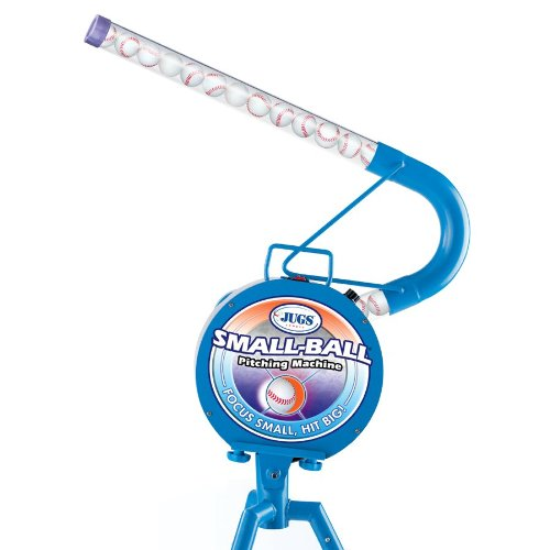 Small-Ball Pitching Machine