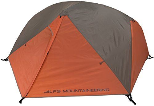 ALPS Mountaineering Chaos 3 Tent, Brown/Orange (Alps Zephyr 2 compare prices)