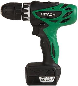 Hitachi DS10DFL 12V Cordless Drill/Driver