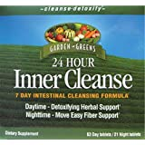 Garden Greens, 24 Hour Inner Cleanse, 1 Kit