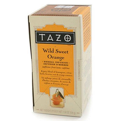 Tazo Orange Tea