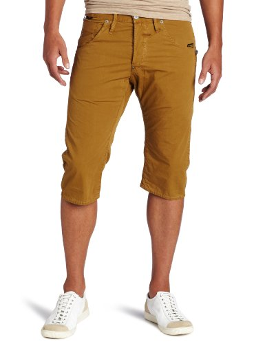 G Star 3D L 1/2Coj Men's Shorts Sinai W36IN
