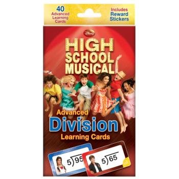 Disney High School Musical Advanced Learning Cards