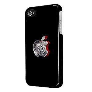 Instyler DIGITAL PRINTED 3D BACK COVER FOR I PHONE 5S