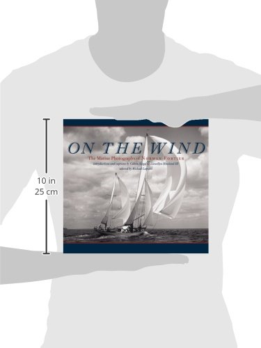 On the Wind: The Marine Photographs of Norman Fortier (Imago Mundi Book)