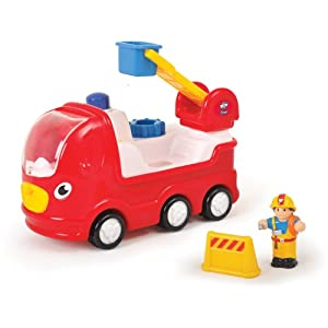 WOW Toys Ernie Fire Engine by Wow Record