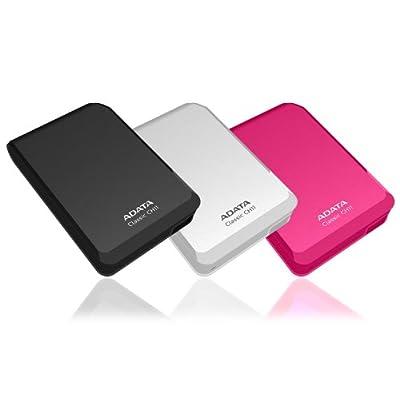 ADATA CH11 500 GB USB 3.0 External Hard Drive ACH11-500GU3-CPK (Pink)
