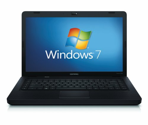 Compaq CQ56-256 15.6 inch Notebook (AMD Dual core P360 Processor, 3GB RAM, 320GB HDD, Windows 7 Home Premium) - Black