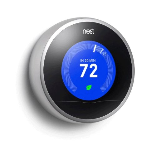 Gift Idea: Nest Learning Thermostat - 2nd Generation T200577