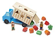 Melissa & Doug Dump Truck Kid's Toy