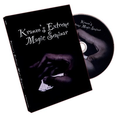 Extreme Magic Seminar By Nathan Kranzo - Dvd