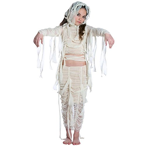 Girl's Teen Mummy Halloween Costume