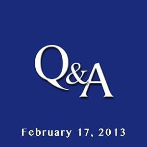 C-SPAN Q & A: Timothy Naftali, Part 2 | [Brian Lamb]