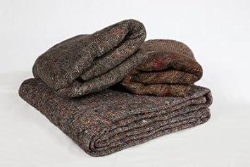 40 XXL Paquete de mantas 150 x 250 cm, 320 gr / m², mantas para muebles, mantas para mudanzas, mantas de campamento