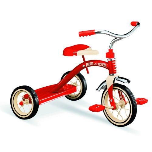 ラジオフライヤー#34/RadioFlyer Classic Red Tricycle 10