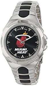 NBA Mens NBA-VIC-MIA Victory Series Miami Heat Watch by Game Time