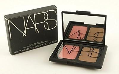 NARS Blush Bronzer Duo DEEP THROAT / LAGUNA Size 0.19 oz.