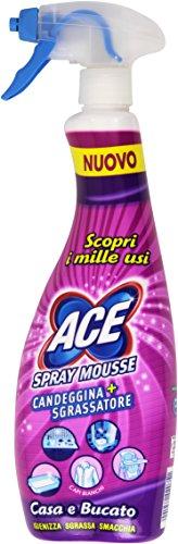 ace-spray-mousse-candeggina-sgrassatore-igienizza-sgrassa-smacchia-700-ml