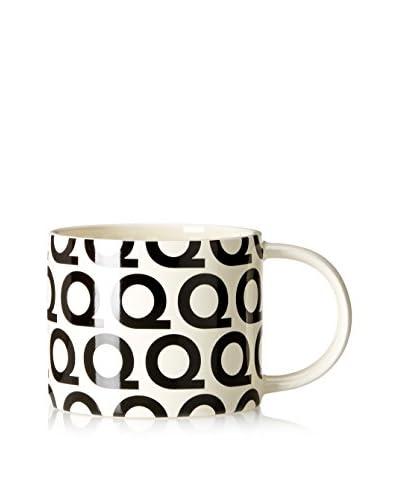 Kate Spade Saturday Q Monogram Mug